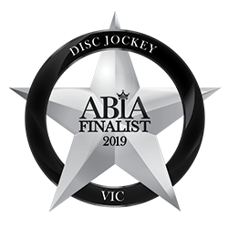 Matt Jefferies DJ - ABIA Victoria Finalist 2019