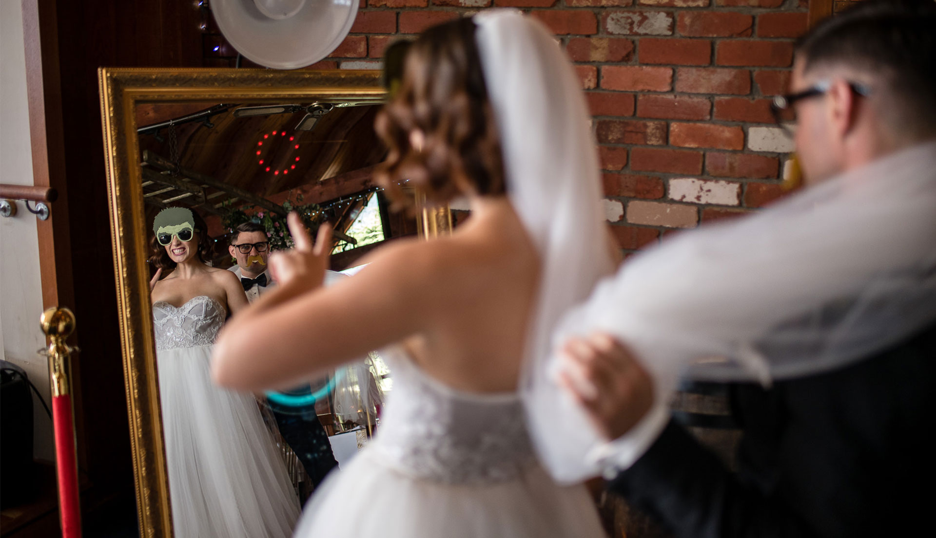 Mirror Photo Booth Hire Melbourne
