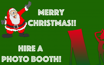 Christmas Party Melbourne Photo Booth – Mirror Photo Booth
